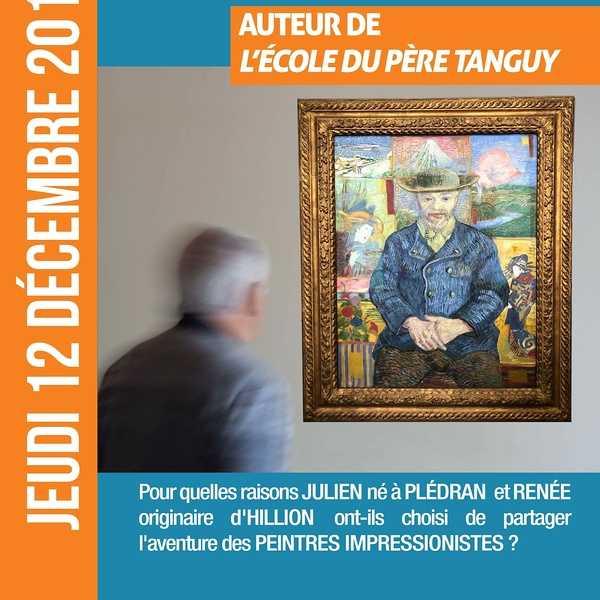 Rencontre avec Pierre Morin - Auteur de L''École du Père Tanguy